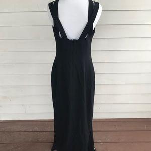 Carole Little Dresses - Carole Little Little Black Dress Full Length